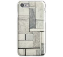 Gray Scale iPhone Case/Skin
