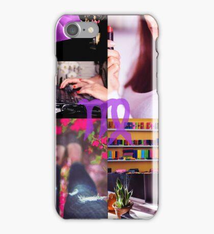 Virgo iPhone Case/Skin