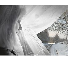 Winter dreaming Photographic Print