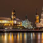 Dresden - The capital of Saxony, Germany (I) by Bernd F. Laeschke