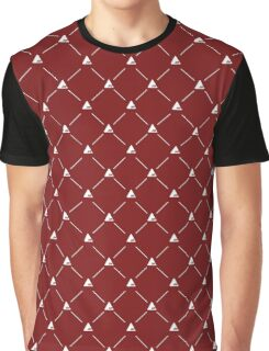 New Monarchy: 'High Command' Pattn. [W/R] Graphic T-Shirt