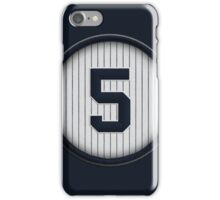 5 - The Yankee Clipper iPhone Case/Skin
