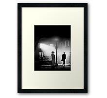The Exorcist Framed Print