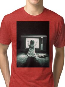 The Poltergeist  Tri-blend T-Shirt