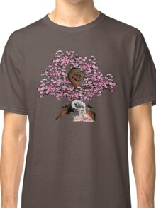 Sakuya & Ammy under a Cherry Blossom Tree Classic T-Shirt