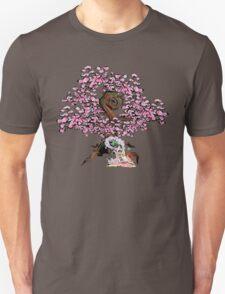 Sakuya & Ammy under a Cherry Blossom Tree T-Shirt