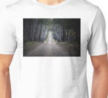 Logging Road Unisex T-Shirt