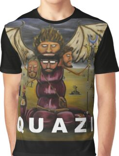 The Quazi Funk Slug Graphic T-Shirt