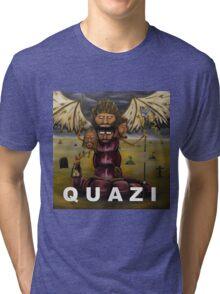 The Quazi Funk Slug Tri-blend T-Shirt
