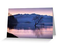 That Wanaka Tree - New Zealand Greeting Card
