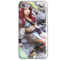 Skyrim AliCat iPhone Case/Skin