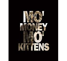 Mo' Money, Mo' Kittens 2 Photographic Print