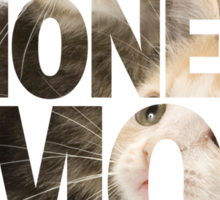 Mo' Money, Mo' Kittens 2 Sticker