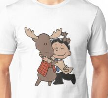 Supernatural Peanuts Unisex T-Shirt