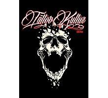Tattoo Kultur - Shattered Photographic Print