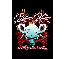 Tattoo Kultur - Hell Yeah It Hurt Photographic Print