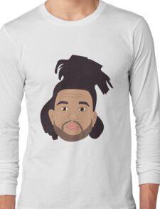 The Weeknd Long Sleeve T-Shirt