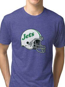 Simply Jets Tri-blend T-Shirt