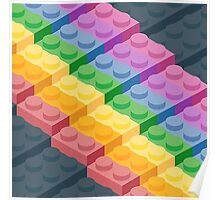 Lego Pride Poster