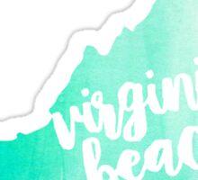 Virginia Beach Sticker