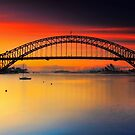 Vivid Sunrise by Arfan Habib