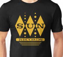 Sun Records : Three Diamonds Version Unisex T-Shirt