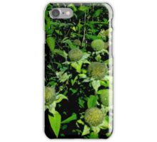Nighttime Greenery iPhone Case/Skin