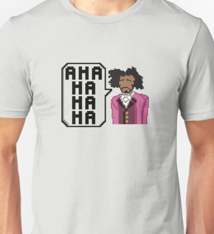 8-Bit Hamilton: Thomas Jefferson Unisex T-Shirt