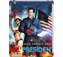 Ash for President iPad Case/Skin