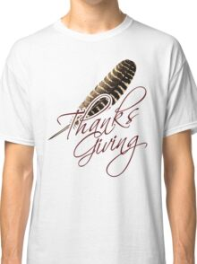 Thanksgiving Classic T-Shirt
