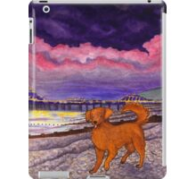 Pier Retriever iPad Case/Skin