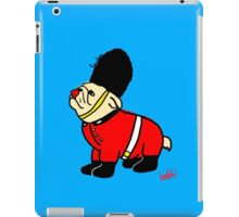 A very british bulldog iPad Case/Skin