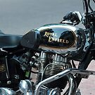 Royal Enfield 500 by Andrew  Makowiecki