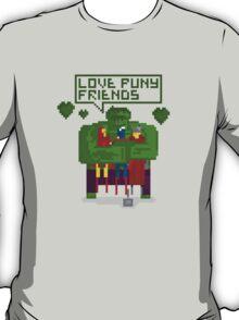 LOVE PUNY FRIENDS T-Shirt