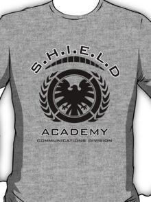 S.H.I.E.L.D Academy > Communications Division T-Shirt