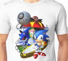Sonic CD - Sonic the Hedgehog Unisex T-Shirt