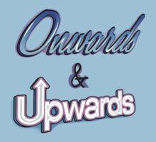 Onwards & Upwards by cultclothingco