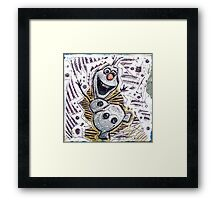 Happy Dance Framed Print