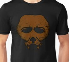 Michael Myers Orange Mask Unisex T-Shirt