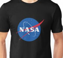time travel N.A.S.A Unisex T-Shirt
