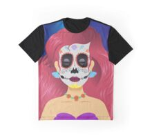 Sugar Skull Under the Sea Graphic T-Shirt