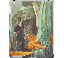 Valley of Flying Trees  iPad Case/Skin