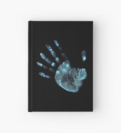 Fringe hand Hardcover Journal