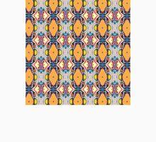 Abstract Orange Pattern Unisex T-Shirt