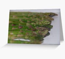 Peruvian Asparagus Greeting Card