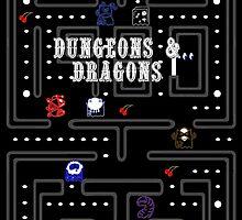PAC & DRAGONS by tnewton69