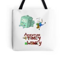 Adventure Timey wimey Tote Bag