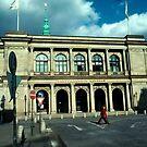 Handelskammer Hamburg by Franz Roth
