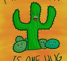 All I Want is ONE Hug by Sox-in-a-Box