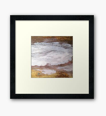 Clouds That Wave Framed Print
